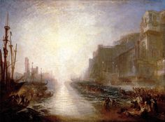 The Athenaeum - Regulus (Joseph Mallord William Turner - )