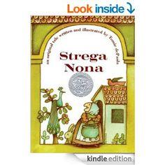 Strega Nona (Aladdin Picture Books) - Kindle edition by Tomie dePaola. Children Kindle eBooks @ Amazon.com.