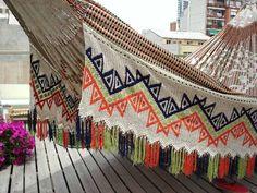Wayuu hammock + 2fringe