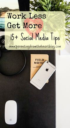Social media can be all consuming. Get the most out of your Pinterest, Facebook, and Twitter with these tips. Increase your facebook reach, spend less time on Pinterest, and interact more with brands.