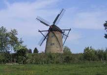 Uelsen (Niedersachsen, Grafschaft Bentheim) - Windmühle