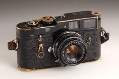 Leica M Cameras 'René Burri', 1958/65, no.1130045 - 3