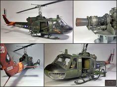 Resultado de imagen para dioramas de bell uh 1d