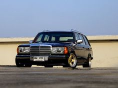 Mercedes w123 estates fans? | Retro Rides