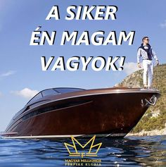 A siker én magam vagyok! Magyar Milliomos Férfiak Klubja - mmfklub.hu
