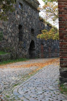 """One of the islands in Helsinki's harbor is Suomenlinna, which became the home of a large sea fortress in the century. The name Suomenlinna translates to """"Castle of Finland. Helsinki City Center, Great Places, Places To See, Norse Mythology, Baltic Sea, Local History, Far Away, World Heritage Sites, Moscow"""