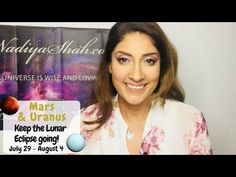 nadiya shah weekly horoscope february 22 2020
