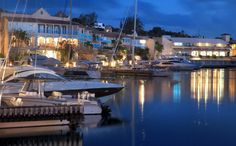 Port St Charles is amazing, in Barbados you are provided with easy access from your yacht to your accommodation