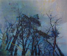 Elizabeth Magill #tree #art