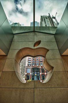 20 imágenes impresionantes que muestran la magia de las Apple Store [Galería]