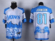 Cheap 40 Best NFL Detroit Lions Jerseys images | Nfl detroit lions, Nike