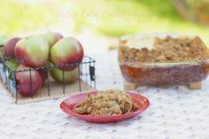 Apple cobbler photo  Www.Daisybellephotography.com