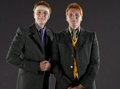 Harry Potter and the Deathly Hallows Movies images George and Fred ...