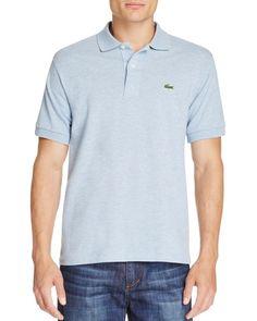 2924efda74 Lacoste Pique Classic Fit Polo Shirt Pique, Chemise Pour Homme, Chemise De  Polo,