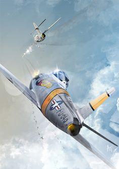 Amecican b 26 marauder medium bomber military planes pinterest mig alley jose angel trancn fernndez on artstation at https fandeluxe Gallery