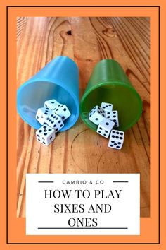 Family Card Games, Fun Card Games, Card Games For Kids, Dice Games, Activity Games, Math Games, Articulation Activities, Therapy Activities, Dice Game Rules