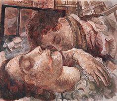 'Mãe Morta', Lasar Segall