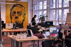 Zoobe #work #office #newoffice #Berlin #startup #Mitte #team #app #application #teamwork