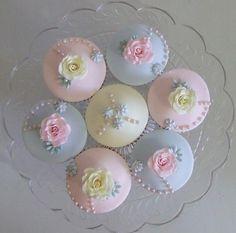 Deliciously, creamy cupcakes