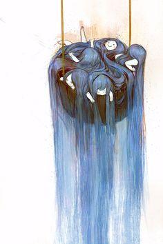 Иллюстрации от Tobias Kwan