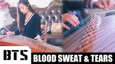 BTS - Blood Sweat & Tears guzheng cover (instrumental) 古筝