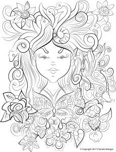 Looking for colourists to color a skull drawing and a fairy