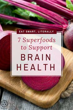 Just like the rest of your body, your brain functions best when given high quality fuel to nourish, support, protect and upgrade your mind.