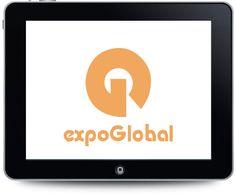 Diseño de logotipo para ExpoGlobal