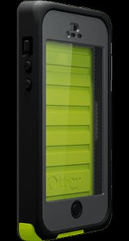 Waterproof iPhone 5 case   Armor Series by OtterBox (just like life proof) $99 (5 dollars cheeper lol)