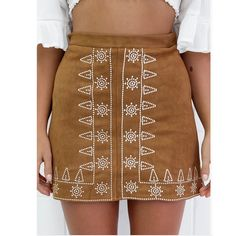 Tommis™ Patchwork Skirt