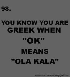 GREECE CHANNEL   ..Ola kala Greek Memes, Greek Quotes, Greek Sayings, Greek Girl, Greek Music, Greek Culture, Greek Words, Say More