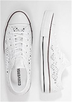 f79f5046083 shoes converse low top chuck taylor broderie anglaise sneakers all stars  white lace