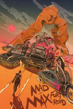 Yin Shian Ng - Mad Max Fury Road