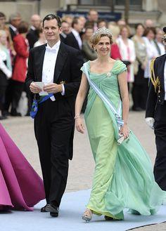 Infanta Cristina of Spain and her husband Inaki Urdangarin