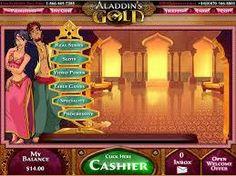 Celebrate Valentines day with Aladdins Gold Casino