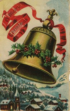 Sweetly Scrapped: 20 Vintage Postcards for Christmas (1920's)
