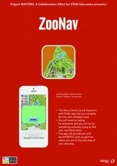 55b305b04df Project Matters  Zoo App ZooNav