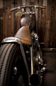 Chrome, leather and firestones... the perfect trio #itsabikersthingy #motorcycles