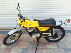 1970 Yamaha AT1 125   eBay