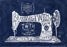 old school lettering - Google Search