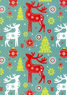 print & pattern: XMAS 2013 - card round up