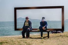 Framed. Photographer SJ Black