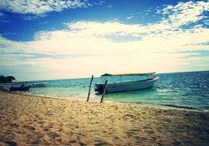 Thailand, Beach Print, Ocean Print, Sea Print, Beach Decor, Ocean Decor, Long Boat Print, Boat Photo, Blue sky print, Wall Art, Home Decor - pinned by pin4etsy.com