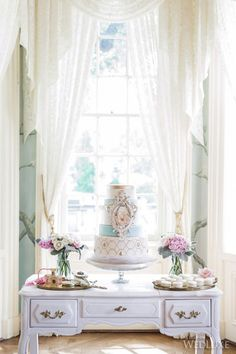 See Wedluxe.com for more of this #whimsical, Sleeping Beauty-themed photo shoot for the complete #fairytale dream! | Photography by: Lindsie Grey Weddings