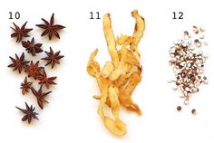 chinese alternative medicine for health and treatment of illness with herbs like star anise, solomons seal, fox nut Chinese Plants, Chinese Herbs, Healing Herbs, Medicinal Plants, Holistic Approach To Health, Solomons Seal, Healthy Groceries, Traditional Chinese Medicine, Star Anise