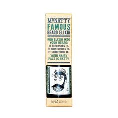 Olejek do brody - Famous Beard Elixir 8ml
