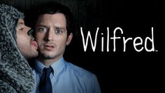 Wilfred - Elijah Wood plays a man filling the time in between jobs by hanging out with his neighbor's dog, Wilfred, who he (and we) see as a foul mouthed, pot smoking, Aussie guy in a dog costume, but everyone else sees as just a dog.  Hilarity ensues.