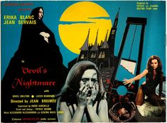 THE DEVIL'S NIGHTMARE 1971 poster