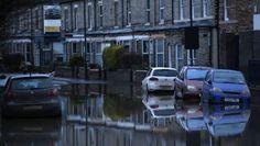 Una Nueva Tormenta Amenaza Zonas De Inglaterra Castigadas Por Inundaciones