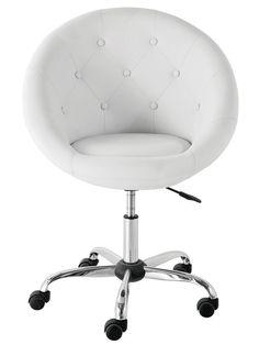 Una silla para el escritorio: el diseño + chic...A chair for the desktop: + chic design